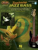 Beginning Jazz Bass (Bk/Cd)