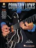 Country Guitar Vol 17 (Bk/Cd)