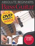 Absolute Beginners Bass Guitar (Bk/Dvd/C