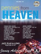 Pennies From Heaven Vol 130 (Bk/Cd)