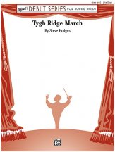 Tygh Ridge March: 1st Percussion