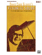 David Carr Glover's Favorite Solos Bk 1