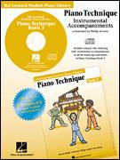 Piano Technique Bk 3 (Cd)