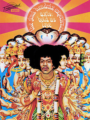 Axis Bold As Love The Jimi Hendrix Expe