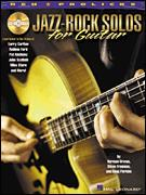 Jazz-Rock Solos For Guitar (Bk/Cd)