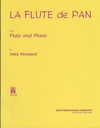La Flute De Pan Sheet Music by Jules Mouquet (SKU ...