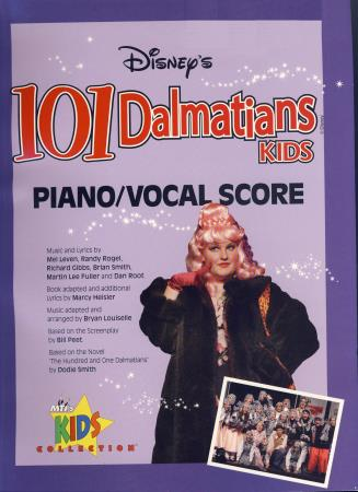 101 Dalmations Kids, Disney (P/V Score)
