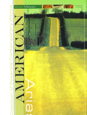 AMERICAN ARIAS (BK/CD)