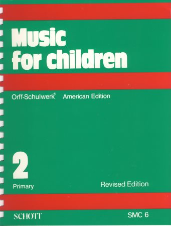 Music For Children Vol 2-Primary