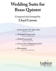 Wedding Suite For Brass Quintet