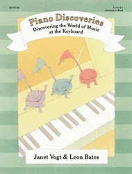 Piano Discoveries Lev 2a
