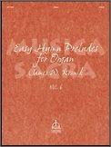 Musica Sacra (Easy Hymn Preludes Vol 6)