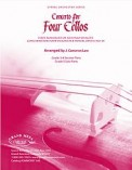 Concerto For Four Cellos (4 Soloists)