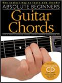 Absolute Beginners Guitar Chords (Bk/CD
