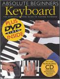 Absolute Beginners Keyboard (Bk/Dvd/Cd)
