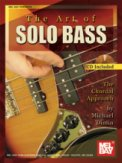 Art of Solo Bass (Bk/Cd)