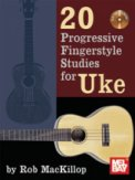 20 Progressive Fingerstyle Studies For U