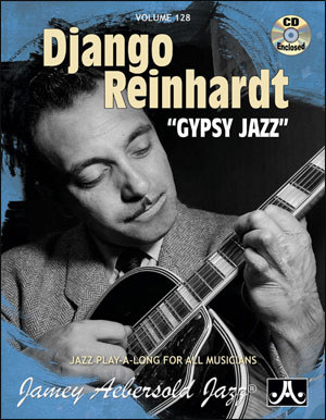 Gypsy Jazz Vol 128 (Bk/Cd)