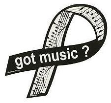 Ribbon Magnet: Got Music Sheet Music