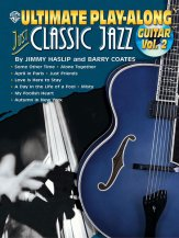 Ultimate play along just classic jazz 2 sheet music by for Classic jazz house