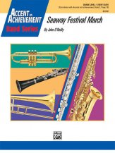 Seaway Festival March: B-flat Bass Clarinet