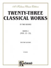 Twenty-Three Classical Works Bk 2 (#13-2