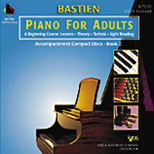 Piano For Adults (2 CD Set)