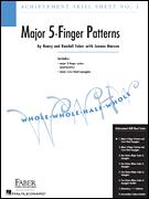Major 5-Finger Patterns