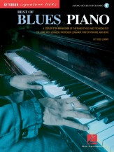 Best of Blues Piano (Bk/Cd)