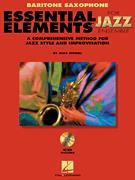 Essential Elements Jazz Ens Method