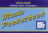 Music Pocketbook For Blues Harp