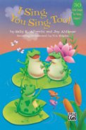 I Sing You Sing Too (Bk/Cd)