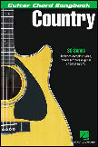 Country (Guitar Chord Songbook)