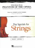 Phantom of The Opera, Selections
