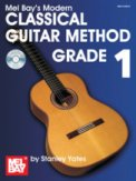 Classical Guitar Method Grade 1 (Bk/Cd)