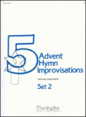 5 Advent Hymn Improvisations Set 2