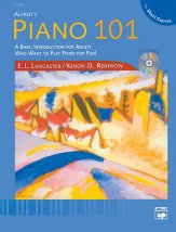 Piano 101 Bk 1 (Bk/Cd)