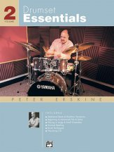 Drumset Essentials Vol 2 (Bk/Cd)