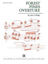 FOREST PINES OVERTURE/CB SET4D: 2nd B-flat Cornet
