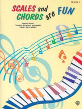 Scales and Chords Are Fun Bk 1