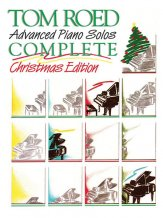 ADVANCED PIANO SOLOS COMPLETE CHRISTMAS