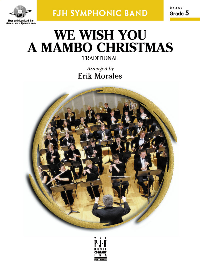 We Wish You A Mambo Christmas