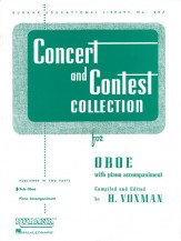 Concert and Contest Coll Oboe