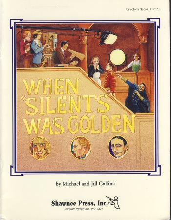 When Silents Was Golden (5 Pak)