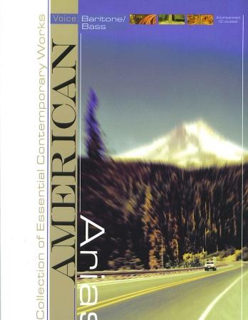 AMERICAN ARIAS (BK/CD)