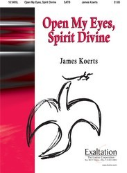 Open My Eyes Spirit Divine