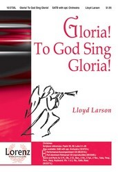 Gloria To God Sing Gloria
