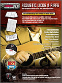 Shredhed Acoustic Licks & Riffs