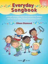 Everyday Songbook Bk/CD
