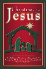 Christmas Is Jesus Sheet Music by Mike Speck (SKU: 080689358173) - Stanton's Sheet Music